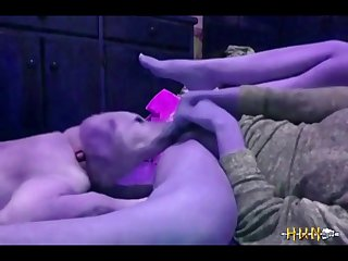 2092 Asian Licked Clean By Dog On Webcam (part 8)