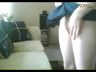 1800 Webcam Teen Girl Liked By Dog (part 2) (1)