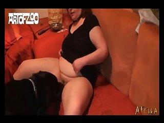 Aoz Trudi Take It (part 7)