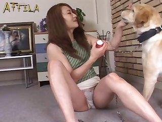 Genki Dgen001 Love By The Scalpel Dog 005